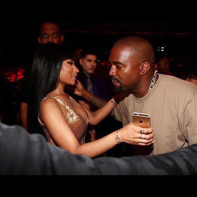 Nicki Minaj And Kanye West The 25 Best Hip Hop Instagram Pictures Of The Week Complex