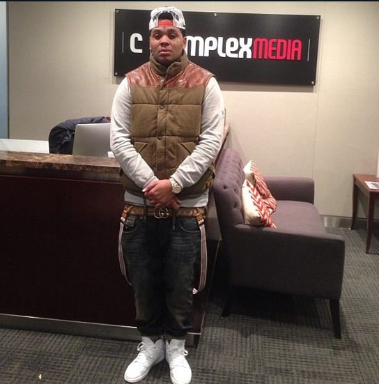 Kevin Gates The 10 Most Stylish Rappers From New Orleans