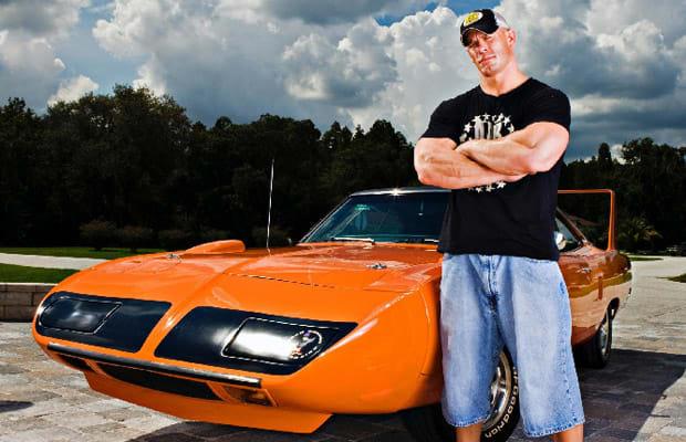 John Cena - The 20 Biggest Celebrity Car Collectors | Complex  John Cena - The...