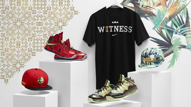 Nike LBJ Championship Pack 3