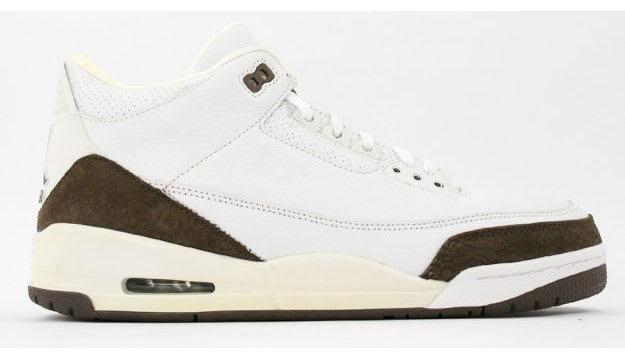 air jordan retro 3 all white
