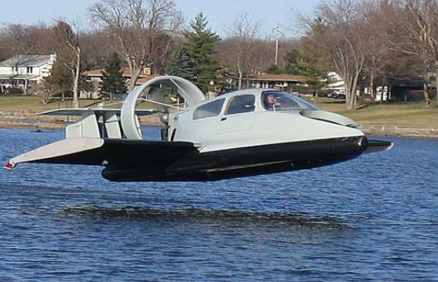 Military Vehicles For Sale Canada >> Hybrid Hovercraft - Gallery: 25 Crazy Vehicles The ...