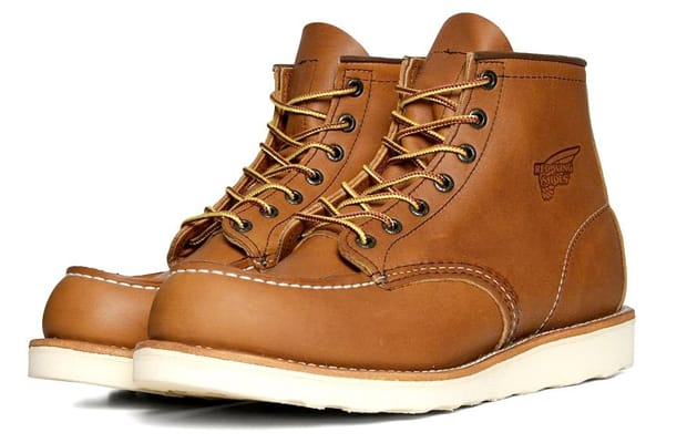 Red Wing Work Boots - 10 Style Investments Worth Making | Complex