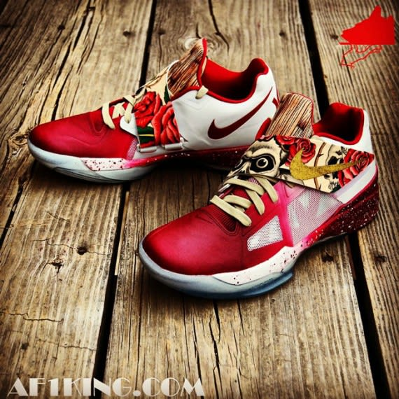 new product bfd2a bc533 Nike Zoom KD IV