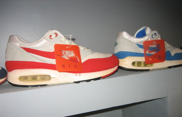 best website d06d7 ee003 ... to understand how much seeing an Air bubble changed things but it was  the general public s reaction to the new technology that helped make the  Air Max 1 ...