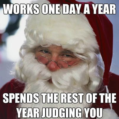 image via thumbpress - Dirty Christmas Memes