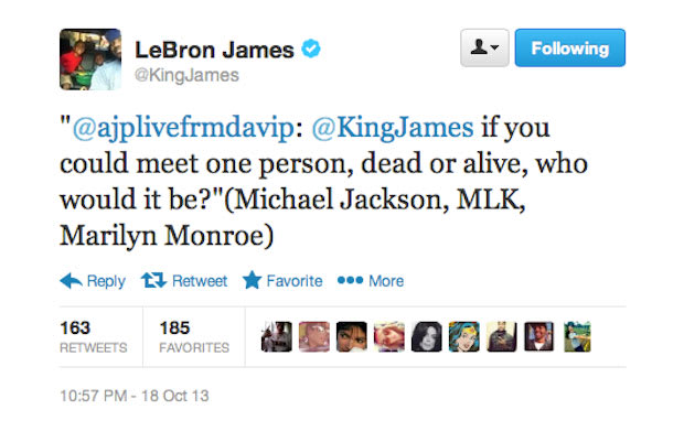 What We Learned From LeBron James  Twitter Q A  b88d1fa71