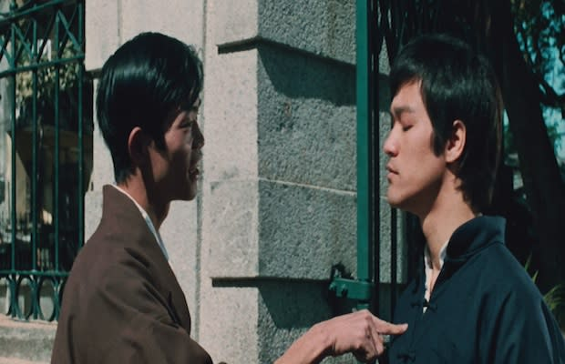 Bruce lee chinese connection stripper scene
