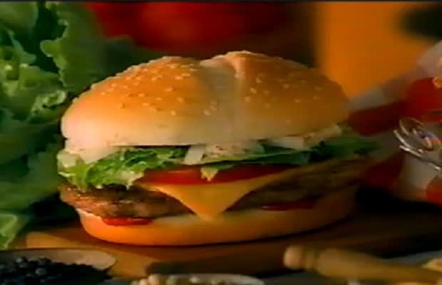 Arch Deluxe The Greatest LimitedRun Fast Food Items Of All - 20 mcdonalds meals didnt even know existed