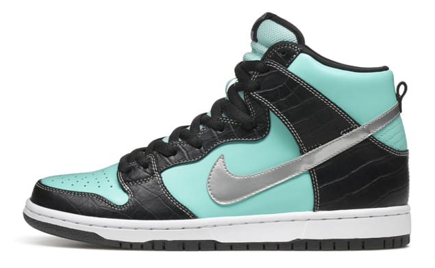 "3d53dd591073 Nike Dunk SB High ""Diamond"""