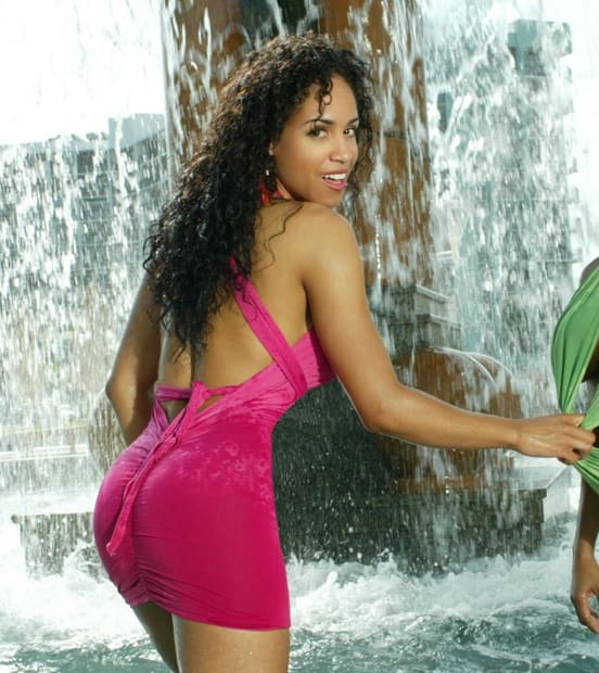 Really young dominican girl naked