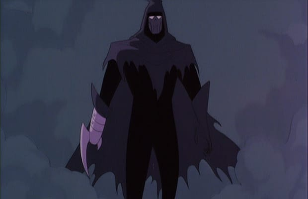 Batman Mask of the Phantasm | kesseljunkie