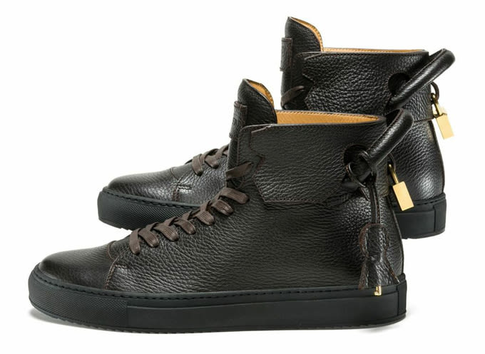 quality design 92ef3 73354 Good Luck Trying to Cop the Super Luxe Hennessy V.S.O.P x Buscemi Sneaker  Collab
