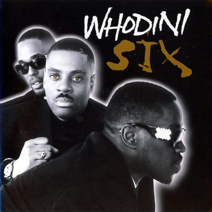 Whodini - Life Is Like A Dance / I'm A Ho