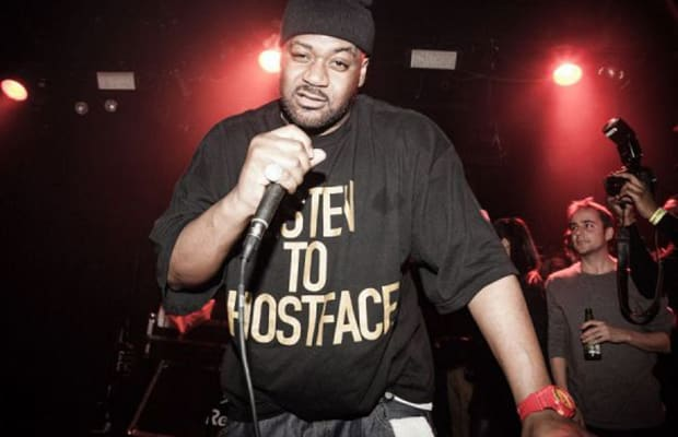 Ghostface Killah And Kelsey Nykole