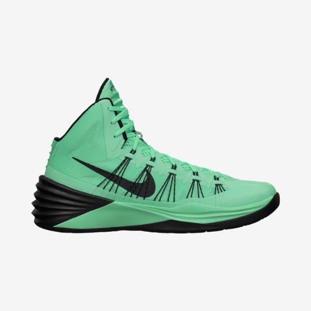 nike-hyperdunk-2013-green-glow-3 Image via Nike ... 37d4ba82cbda