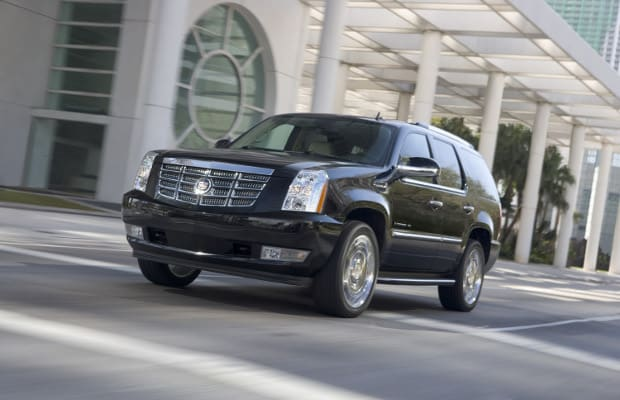 escalade esv suv gallery the 100 best cadillacs of all time complex. Black Bedroom Furniture Sets. Home Design Ideas