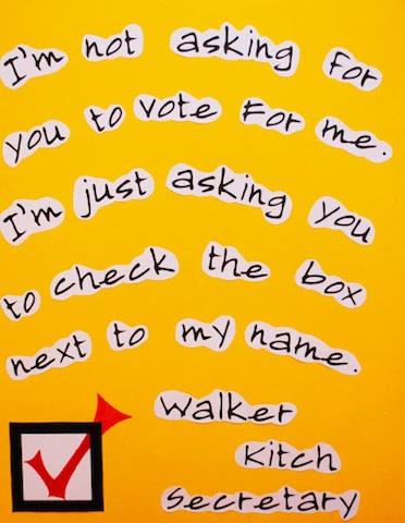 25 hilarious student council campaign poster ideas complex