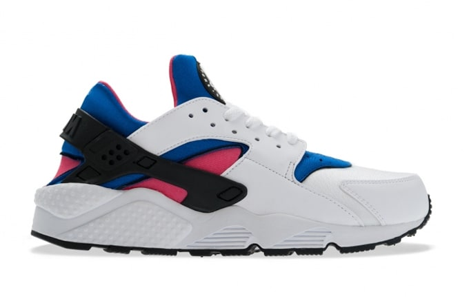 "online store 88fda 21449 Huarache is a Spanish word for ""sandal,"" but inhabits a particular point in  Mexican history. The huarache, as opposed to just a pair of Rainbows or  Jordan ..."