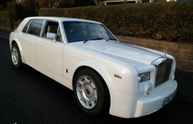 14 Wild Fake Rolls Royces Complex