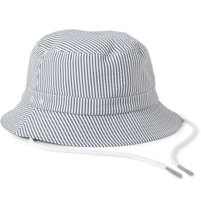 fb8114d2e41 A lot of people love to wear bucket hats. Our own Jon Moy is a self-proclaimed  bucket hat aficionado. He s even gone so far as to call himself a