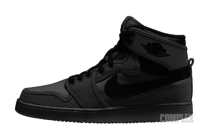 best loved 481b8 ccf1e Imagining Your Favorite Sneakers in a Triple-Black Colorway   Complex
