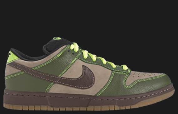best sneakers e1ddb 7cd79 13 Nike Dunk Low Pro SB – Jedi
