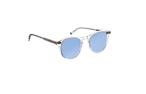 4adcd75d1818 Moscott - The 10 Best Clear Frame Sunglasses for Summer 2011