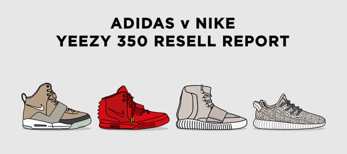 Here s How the Yeezy Boosts Stack Up Against the Air Yeezys on the Resell  Market 181adc61f