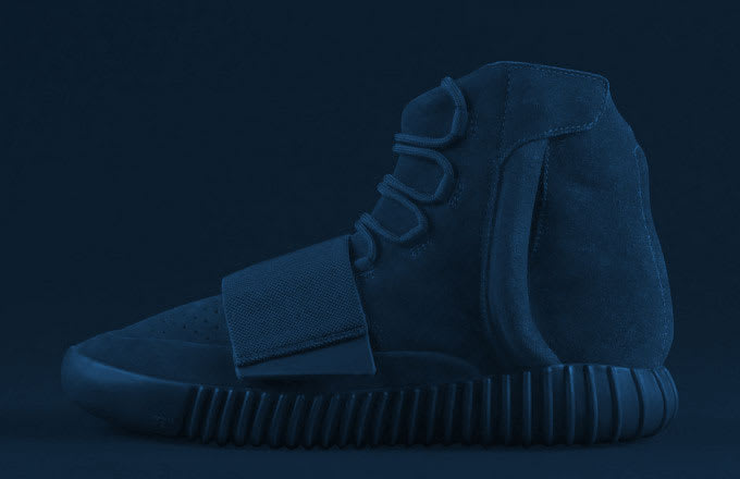 14f280e2c04 The long-awaited and much-speculated black Yeezy 750 Boosts are set to  spark a Saturday sneaker frenzy