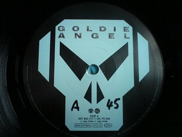 goldie-angel-vinyl
