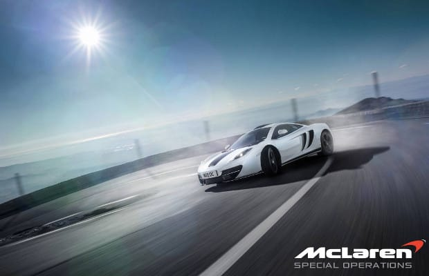 Mclaren Is Readying An Answer To The Ferrari 458 Speciale