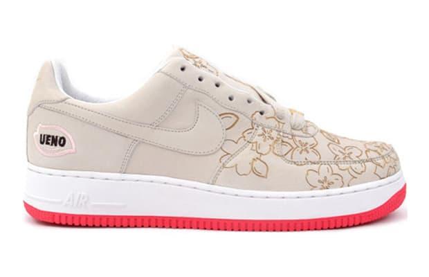 Nike Air Force  Low Premium Sakura Ueno