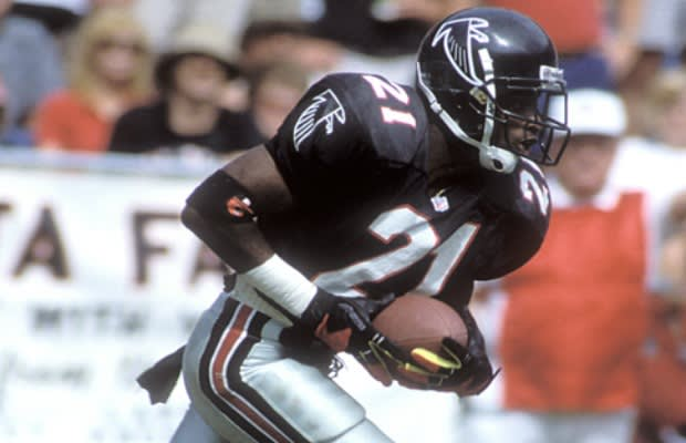 Atlanta Falcons Gallery The Best NFL Jerseys of All
