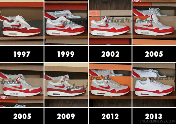separation shoes 2aaf0 23f46 With Nike recently revealing an Engineered Mesh edition of the OG Red  colorway of the Air Max 1, one such avid collector of said scheme has  chosen to ...