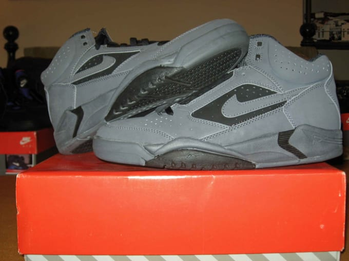 low priced 80b80 56575 Nike Air Flight Lite II Mid
