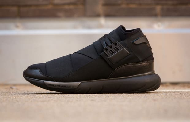 e35776b6e5d7 Move in Stealth With the adidas Y-3 Qasa High