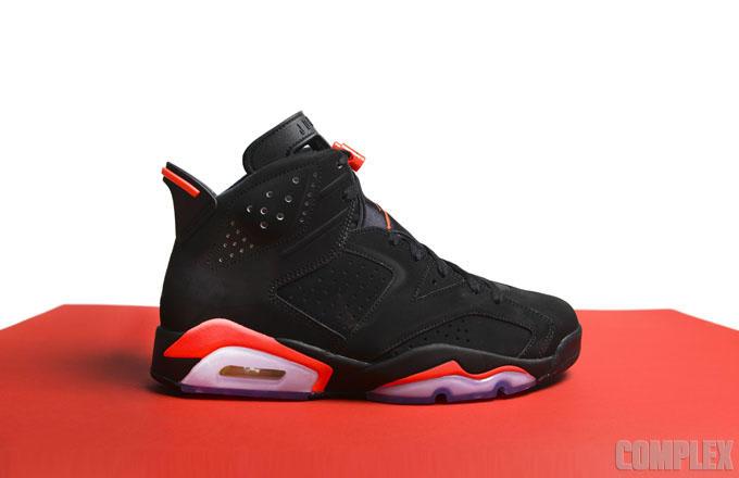 be4e6de23bd3af Should You Resell Your Black Infrared Air Jordan VIs