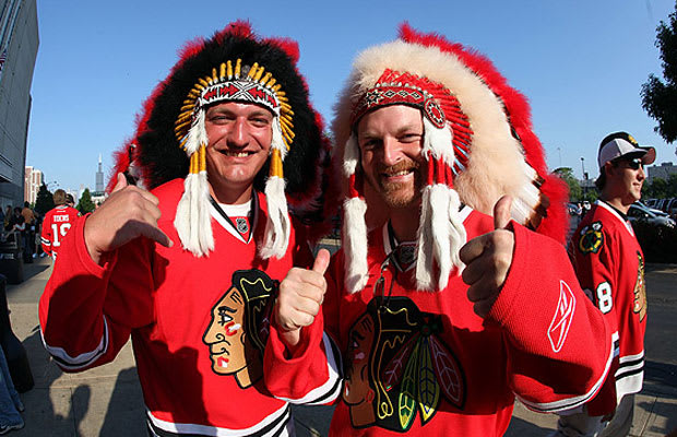 The 20 Douchiest Chicago Sports Fans Complex
