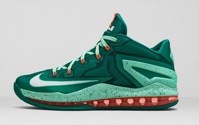 e33c6fc33fbf Here Are Official Details of the Nike LeBron 11 Low