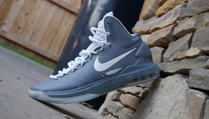 new product 29f84 7a580 Gallery  The 20 Best Custom Kevin Durant Sneakers   Complex