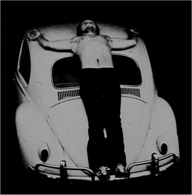Trans-fixed - Everything You Need to Know About Chris Burden's Art ...