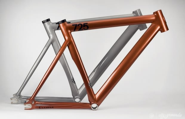 Limited Edition 2013 Leader 725 Frames Available at City Grounds ...