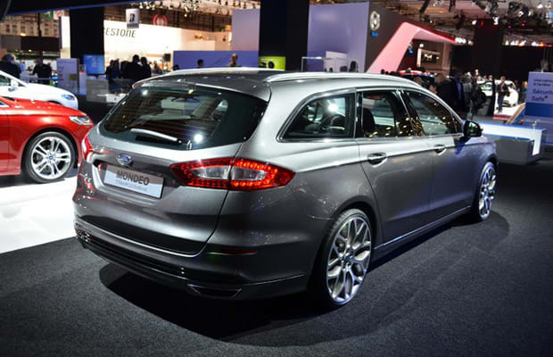 ford mondeo fusion wagon 25 awesome cars from the 2012 paris motor show complex. Black Bedroom Furniture Sets. Home Design Ideas