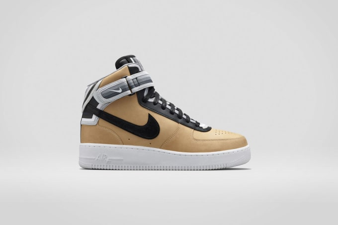 timeless design ad726 96122 Check Out The Third And Final Riccardo Tisci x Nike Air Force One