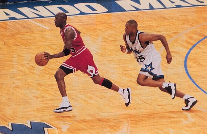 7e0eb80e9a6425 Michael Jordan Trash-Talking Moments