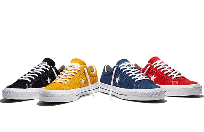 10b18dc279b883 Converse One Star Hairy Suede Offers a New Take on an Old School ...