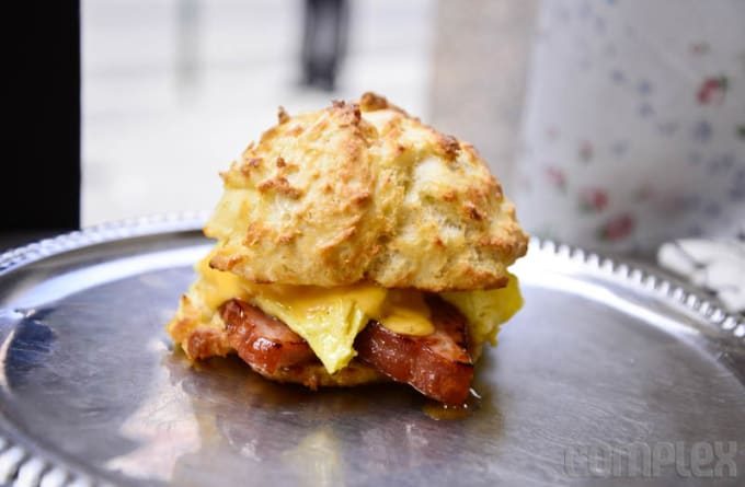 The 10 Best Breakfast Sandwiches In Nyc Complex