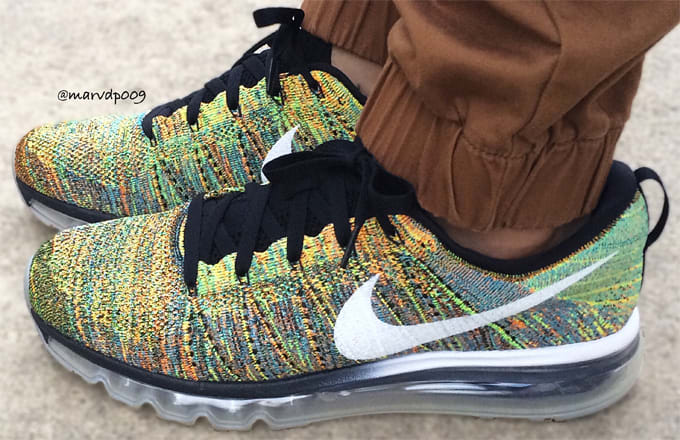 the latest 24693 7222a Nike Flyknit Air Max