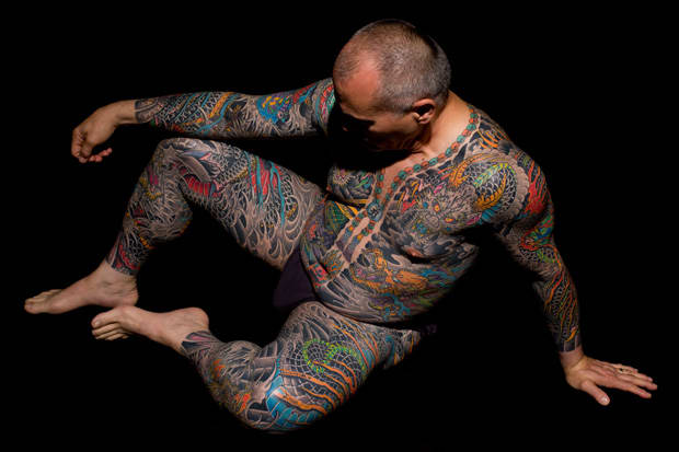 Chris Trevino 15 Mind Blowing Full Body Tattoos Complex
